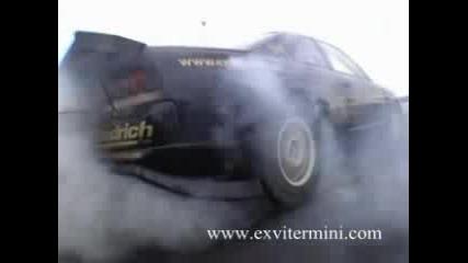 Nissan Skyline Gt - R33 1360hp Burnout