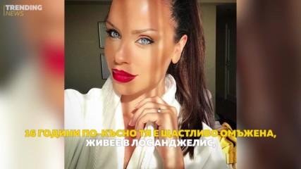 """''Мис България 2002"""" днес е щастлива майка на близнаци в Лос Анджелис"""