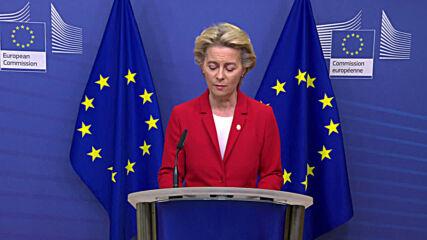 Belgium: EU begins legal proceedings against UK regarding Brexit divorce deal