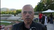 Вангелов: Не е трудно да се хване цаката на ЦСКА