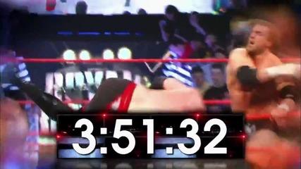 Историята на Royal Rumble!