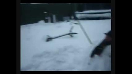 Forfar Davy Laing The Snowman