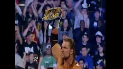 Triple H Vs. Kozlov Survivor Series (p1)
