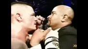 John Cena & Rendy Orton- Promo