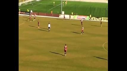 Ботев Пловдив разгроми Локомотив Горна Оряховица с 4:0