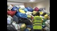 Жители на Москва събират помощи за бедстващото население на Краснодарския край