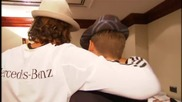Mario Gomez and Schweinsteiger