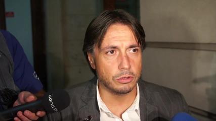 Иво Тонев: Проблем в треньорския щаб не виждам