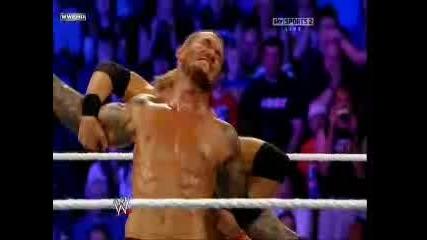 Over The Limit 2011 - Randy Orton vs Christian ( World Heavyweight Championship)