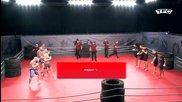 Първият отборен Мма шампионат или как се прави професионален, масов бой
