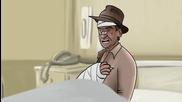 Смешна aнимация с Indiana Jones