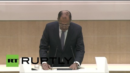Russia: FM Lavrov urges US government to hold Kiev to Minsk agreements