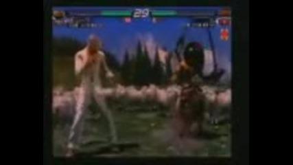 Tekken 6 - Law vs Yoshimitsu (noko)