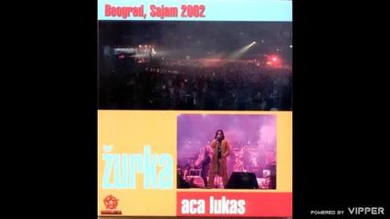 Aca Lukas - Pesma od bola - live - 2002 Zurka Sajam - Music Star Production