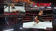 John Cena vs. Cesaro – U.S. Title Match: Raw, June 29, 2015 (Full Match)