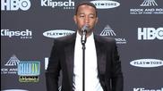 Why John Legend Isn't Keeping Quiet