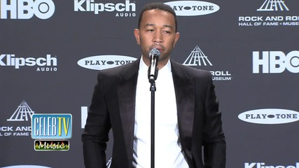 Why John Legend Isn't Keeping Quiet