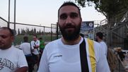 Greece: Refugee football team battle armed forces in MoD-backed friendly