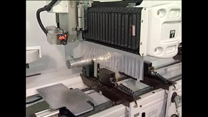 Flen Cnc Machining Center by Fom Industrie Part 1