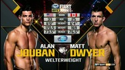 Alan Jouban vs Matt Dwyer (ufc Fight Night 71, 15.05.2015)