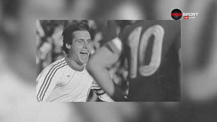 Футболна България скърби за Джеки