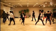 T - Ara - Cry Cry ( Mirrored Dance Practice )