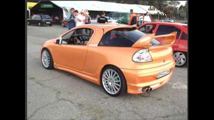 Тунингован Opel Tigra