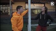 New York City Skills | Goalkeeper Trick Shots w/ Lassi Hurskainen