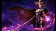 -league of Legends- I play this music when I play as Leblanc