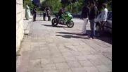 Малко звук от Kawasaki Zx - 6r Ninja 636 2002