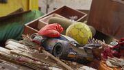 Spain: Debris and mud fill Huelva streets in aftermath of floods