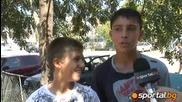 Младите фенове на Левски застават зад Гонзо