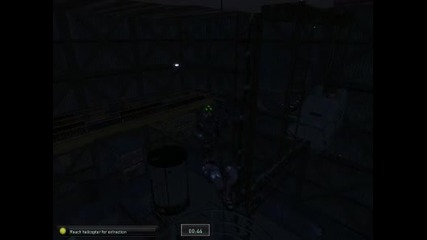 Splinter Cell Double Agent (pc) - Mission 1 Iceland 2/2