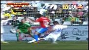 World Cup ; Slovakia 0 - 1 Paraguai