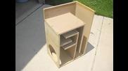 T - Line Design Bass Box