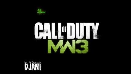 Call of Duty Mw3 Multiplayer Малко Едитче от Djani