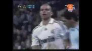 Реал Мадрид - Хетафе 3:2 Най - глупавата проява на футболист + глупаво изпълнение на дузпа