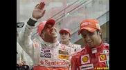 Felipe Massa - The Fighter in F1