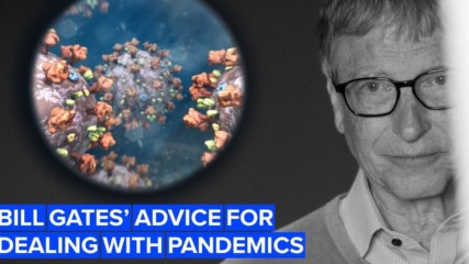 Bill Gates knew the world wasn't ready for a pandemic back in 2015