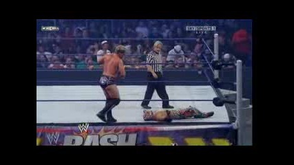 Wwe.the.bash.2009 - Rey Mysterio vs. Chris Jericho