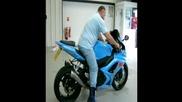 Suzuki Gsxr 1000 Moto Gp реплика