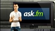 Провокативните въпроси в Ask.fm