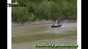 "Hovercraft "" Charlie G - 1583 - V "" and friends - 26.05.2013"