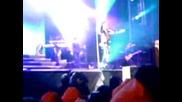 Rihanna - Unfaithful Live [откъс!]