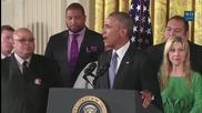 USA: Tearful Obama announces stricter gun controls