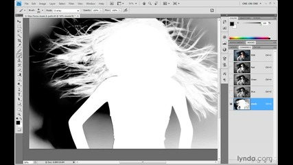 Photoshop Top 40, Feature #31 - The Brush Tool