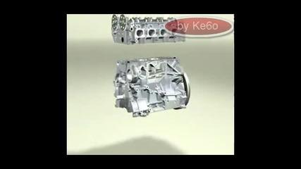 Как се прави дизелов двигател