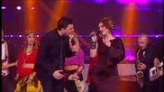 Elena i Drazen Milosevic - Prezivi me ( Tv Grand 01.01.2016.)