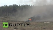 Russia: Berkut pilot killed during aerobatic stunt