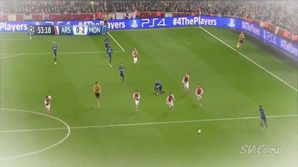 Голът на Димитър Бербатов срещу Арсенал